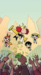 Powerpuff Girls 3 by dfridolfs