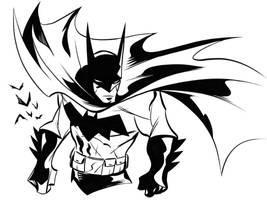 Batty by dfridolfs