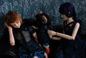 SHHH He's Sleeping by kawaiimon