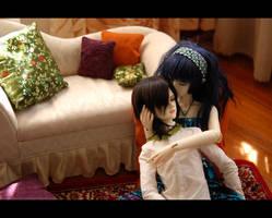 At Home by kawaiimon