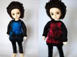 YoSD Printed Sweaters by kawaiimon