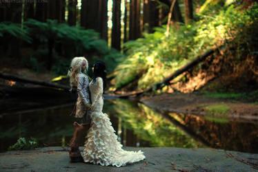 The Wedding by kawaiimon