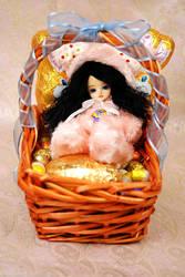 Happy Easter by kawaiimon