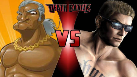 Super Macho Man vs. Johnny Cage by OmnicidalClown1992