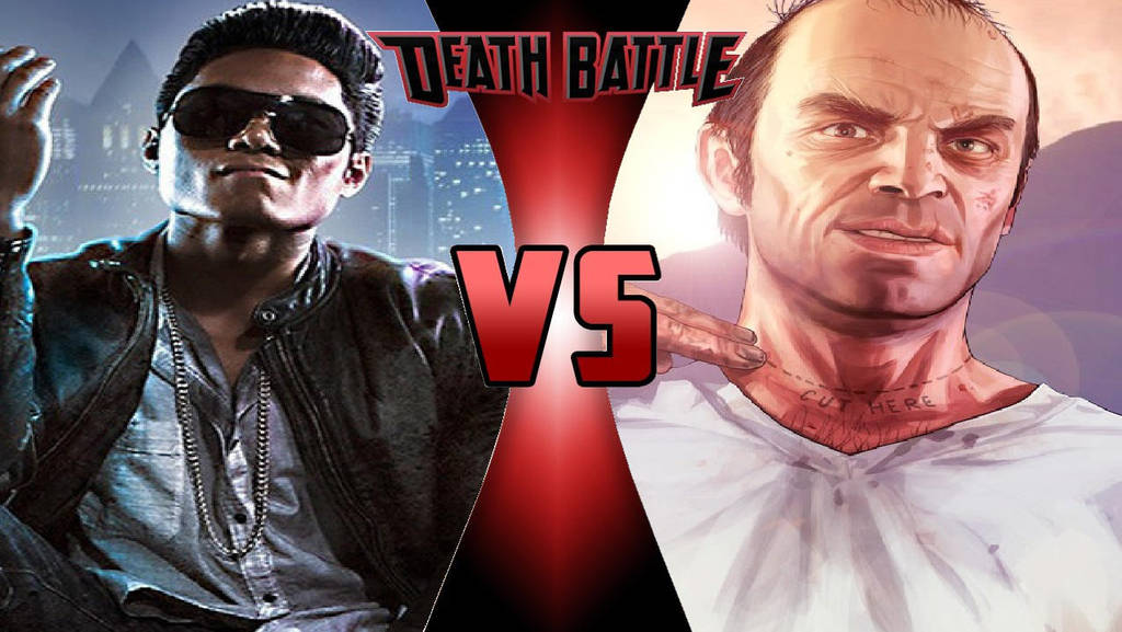 Johnny Gat Vs Trevor Philips By Omnicidalclown1992 On Deviantart