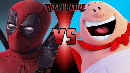 Deadpool vs. Captain Underpants by OmnicidalClown1992