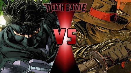 Ninjak vs. The Last Kusagari by OmnicidalClown1992
