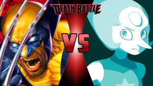 Wolverine vs. Pearl by OmnicidalClown1992