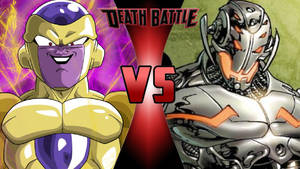 Frieza vs. Ultron by OmnicidalClown1992