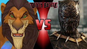 Scar vs. Killmonger by OmnicidalClown1992