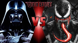 Darth Vader vs. Venom by OmnicidalClown1992