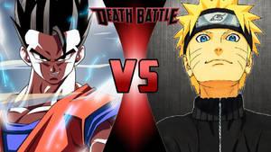 Gohan vs. Naruto Uzumaki by OmnicidalClown1992