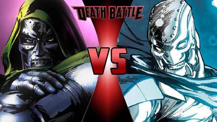 Dr. Doom vs. Lord Havok by OmnicidalClown1992