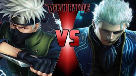 Kakashi Hatake vs. Vergil by OmnicidalClown1992