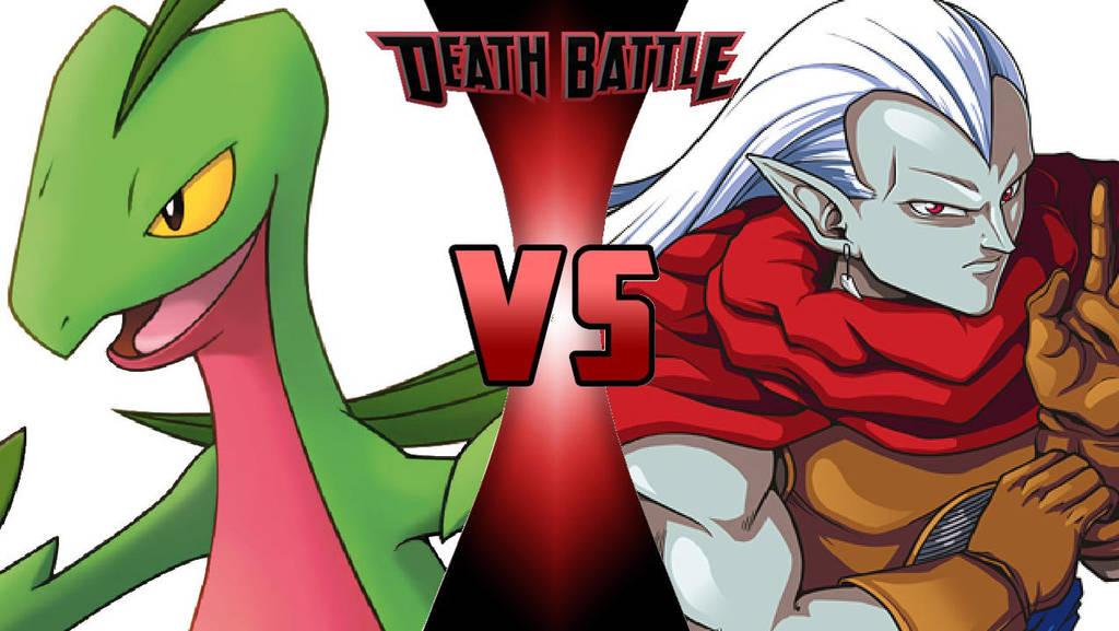 Grovyle vs. Magus by OmnicidalClown1992
