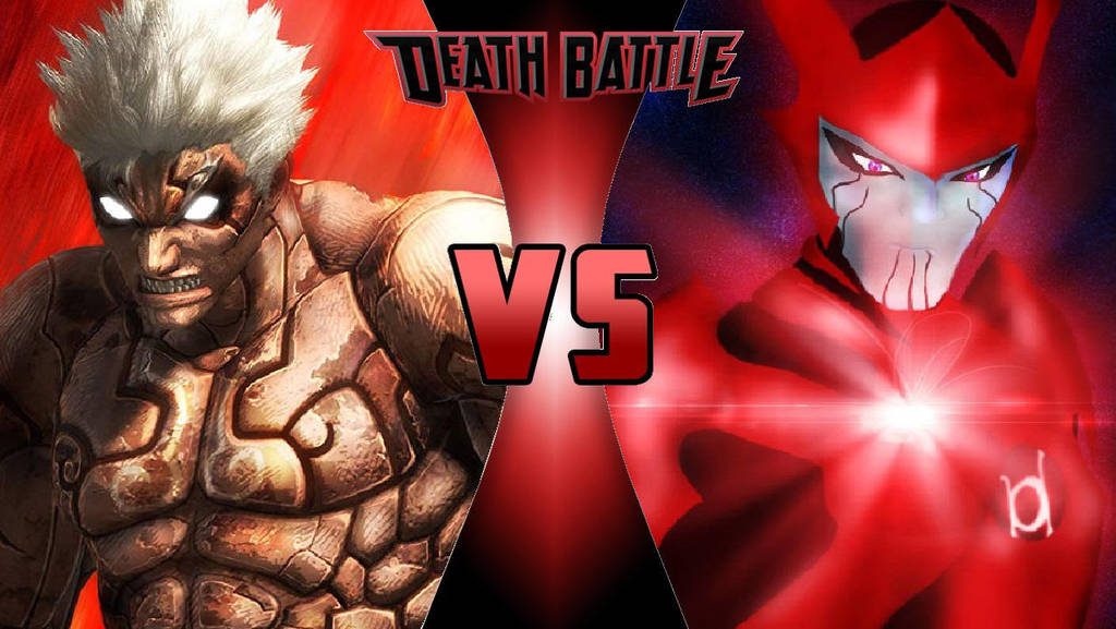 Asura vs. Razer by OmnicidalClown1992