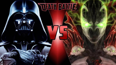 Darth Vader vs. Spawn by OmnicidalClown1992