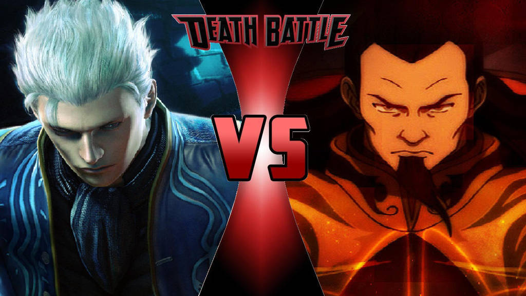 Vergil vs. Ozai by OmnicidalClown1992