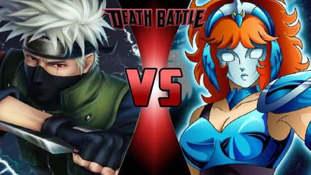 Kakashi Hatake vs. Eagle Marin by OmnicidalClown1992