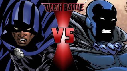Cloak vs. Obsidian by OmnicidalClown1992