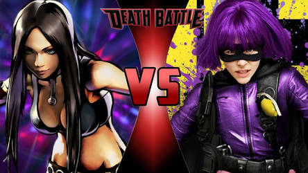 X-23 vs. Hit-Girl by OmnicidalClown1992