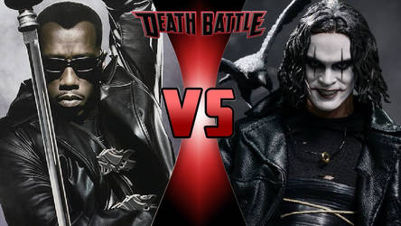 Blade vs. The Crow by OmnicidalClown1992