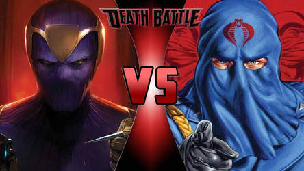 Baron Zemo vs. Cobra Commander by OmnicidalClown1992