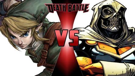 Link vs. Taskmaster by OmnicidalClown1992