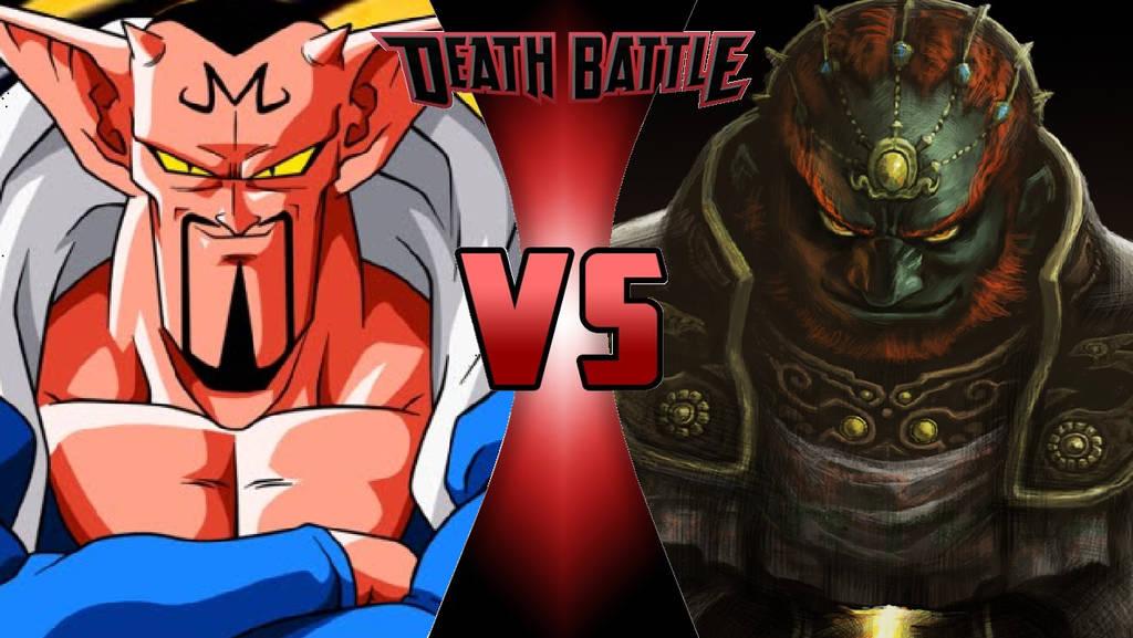 Dabura vs. Ganondorf by OmnicidalClown1992
