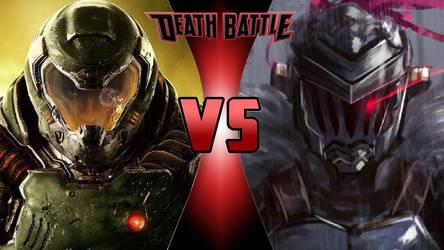 Doomguy vs. Goblin Slayer by OmnicidalClown1992