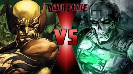 Daken vs. Metallo by OmnicidalClown1992