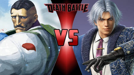 Dudley vs. Lee Chaolan by OmnicidalClown1992