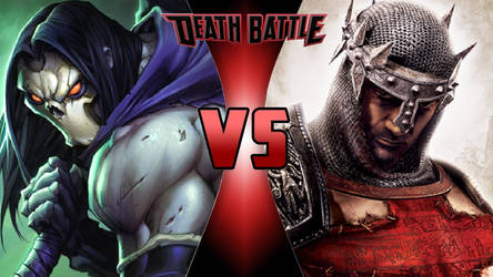 Death vs. Dante Alighieri by OmnicidalClown1992