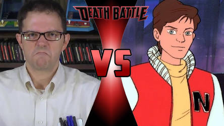 AVGN vs. Captain N by OmnicidalClown1992