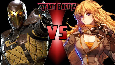 Shocker vs. Yang Xiao Long by OmnicidalClown1992