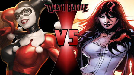 Harley Quinn vs. Typhoid Mary by OmnicidalClown1992