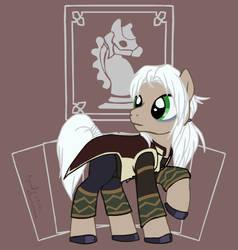 Kirin Pony by MintyDreams7