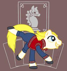 Garrick Pony by MintyDreams7