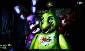 Five Nights at Freddy's by rubtox
