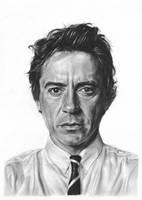 Robert Downey Jr. by Tarsanjp