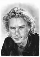 Heath Ledger by Tarsanjp