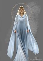 Galadriel, elven mistress by Sasha3