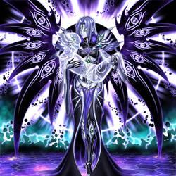 Yubel, the Super Fused Deity by Malganis-Lefay