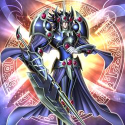 Gilti-Gearfried the Magical Steel Knight by Malganis-Lefay