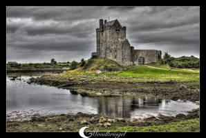 Ireland - Dunguaire Castle by Mondkringel