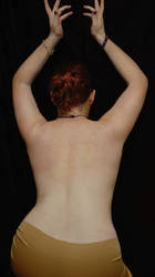 Bare back1 by Armathor-Stock