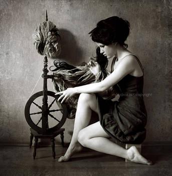 spinning by SuzyTheButcher
