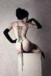 corset IV by SuzyTheButcher