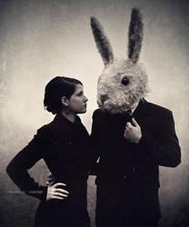 rabbit tale II by SuzyTheButcher