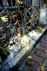 Sidewalk. by CAGILATAS